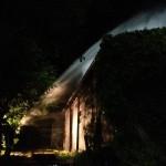 Scheunenbrand in Eversen 28.06.2013