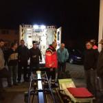 Erste Hilfe Schulung RTW 05.03.2014