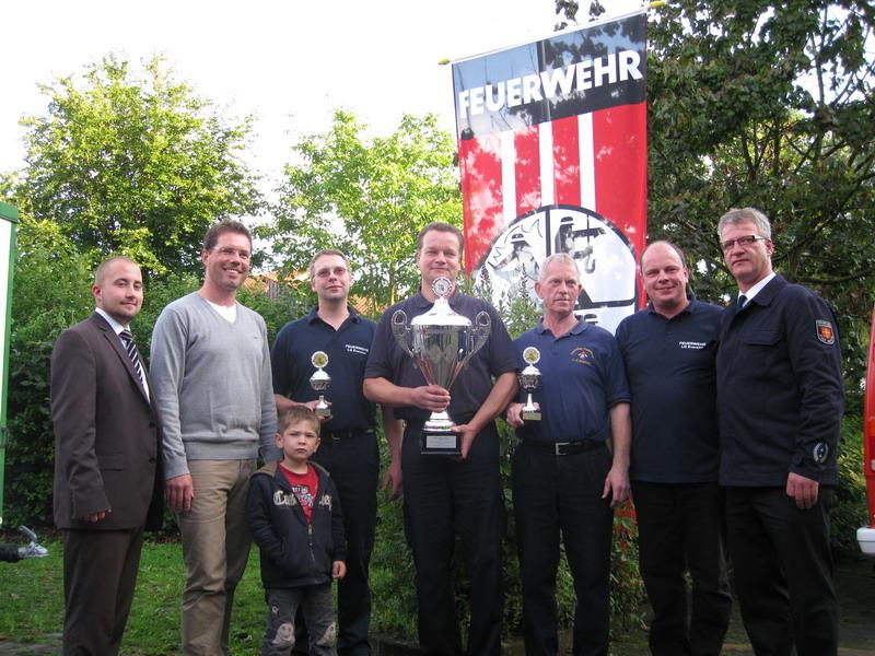 Pokalwettstreit 2010 in Eversen