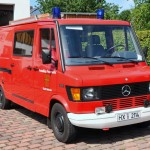 Unser altes Fahrzeug TSF