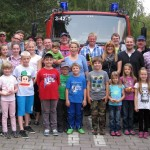 Familienausflug zum Tierpark Sababurg 06.09.2014