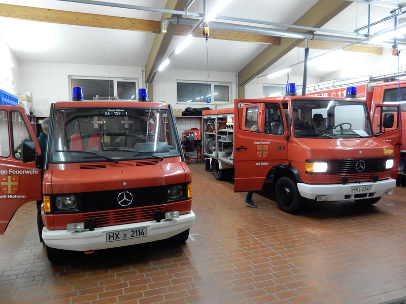 "Bilder ""Neues"" Feuerwehrfahrzeug TSF-W 21.10.2015"