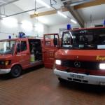 """""""Neues"""" Feuerwehrfahrzeug TSF-W 21.10.2015"""