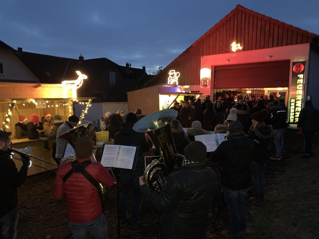 4. Everser Weihnachtsmarkt 15.12.2018